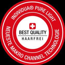 Swiss made Haarfrei